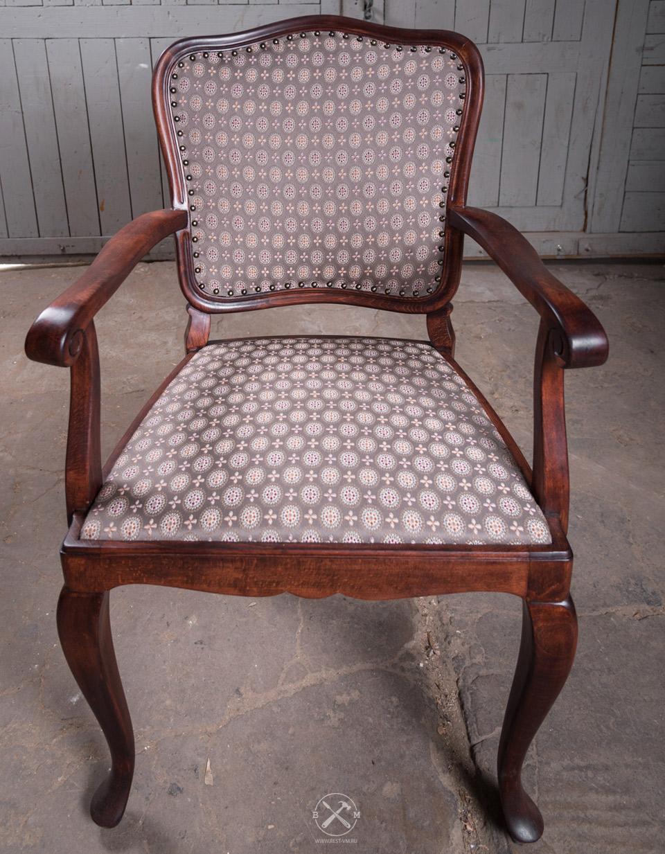 как отреставрировать старые кресла картинки один