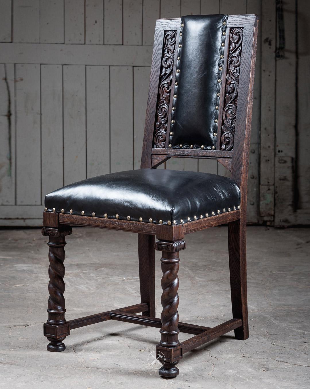 Реставрация дубового стула своими руками
