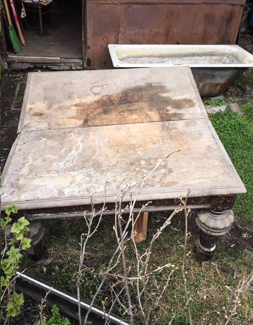Реставрируем мягкой мебель