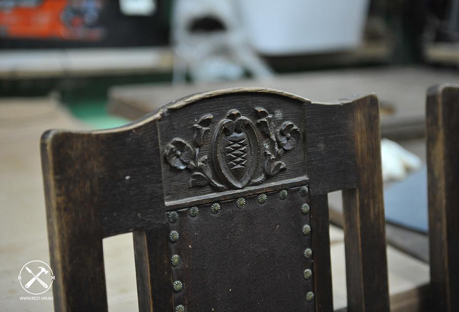 Реставрация старых деревянных стульев своими руками